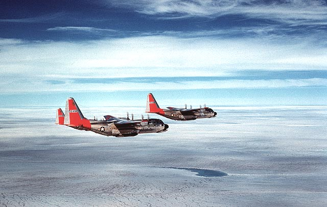 Photo By Will Turk 61st TCS Commander August 1959